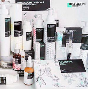 G-DERM-косметика
